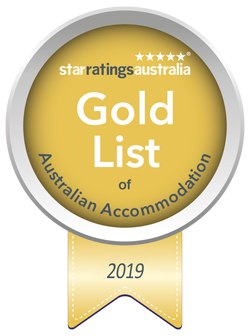 Crows Nest Motel is 2019 Gold List Achiever