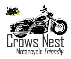 Crows Nest is a motorcycle friendly town